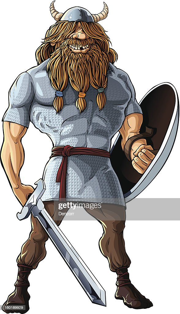 Vikingo : Arte vectorial