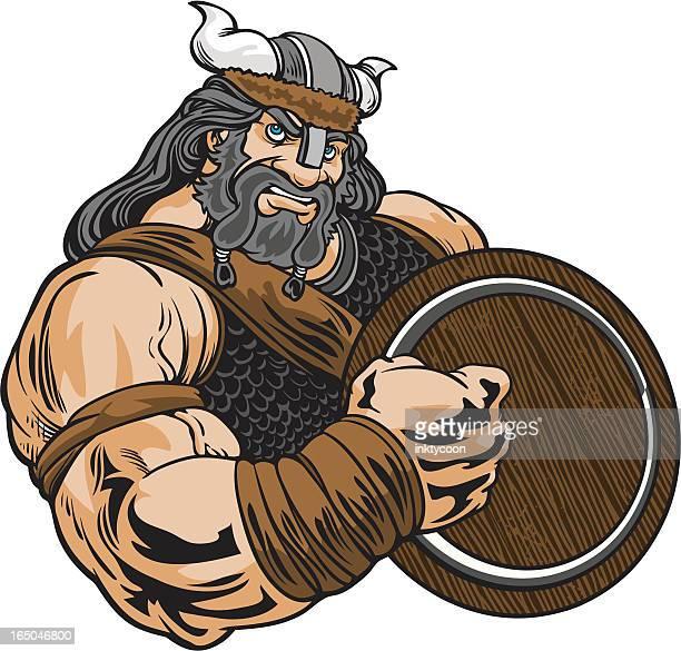 vikingstance2 - wikinger stock-grafiken, -clipart, -cartoons und -symbole