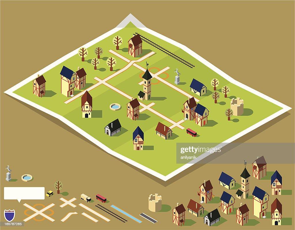 village map kit