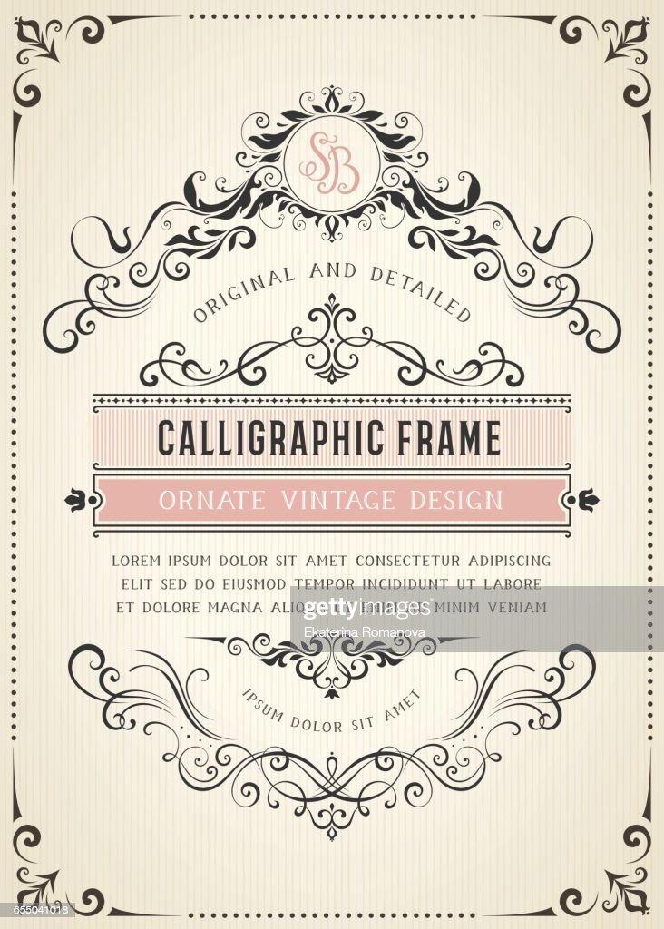 Vintage Card Design_04