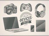 Vintage devices