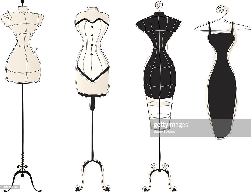 Vintage Dress Forms Part2