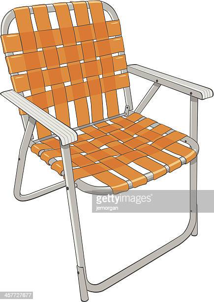 World\'s Best Beach Chair Stock Illustrations - Getty Images