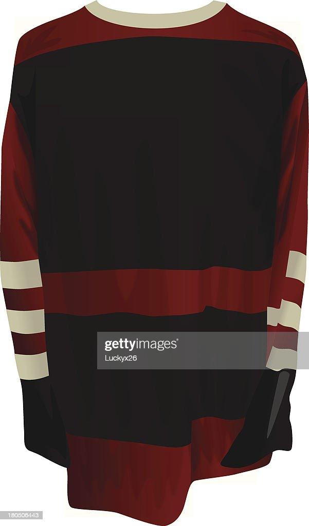 Vintage Hockey Jersey Sweater