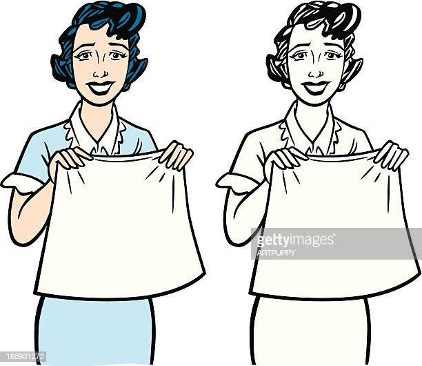 45 Dish Cloth Stock Illustrations, Clip art, Cartoons & Icons