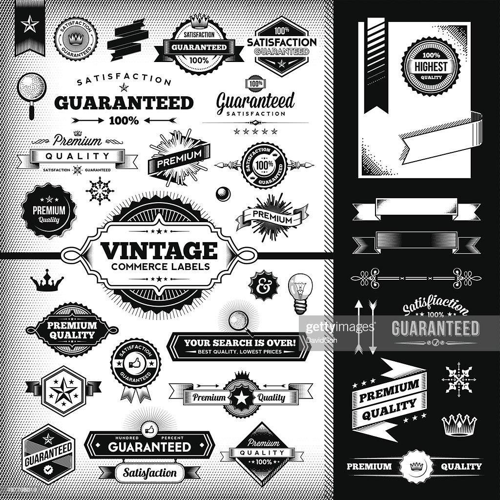 Vintage Labels Toolkit