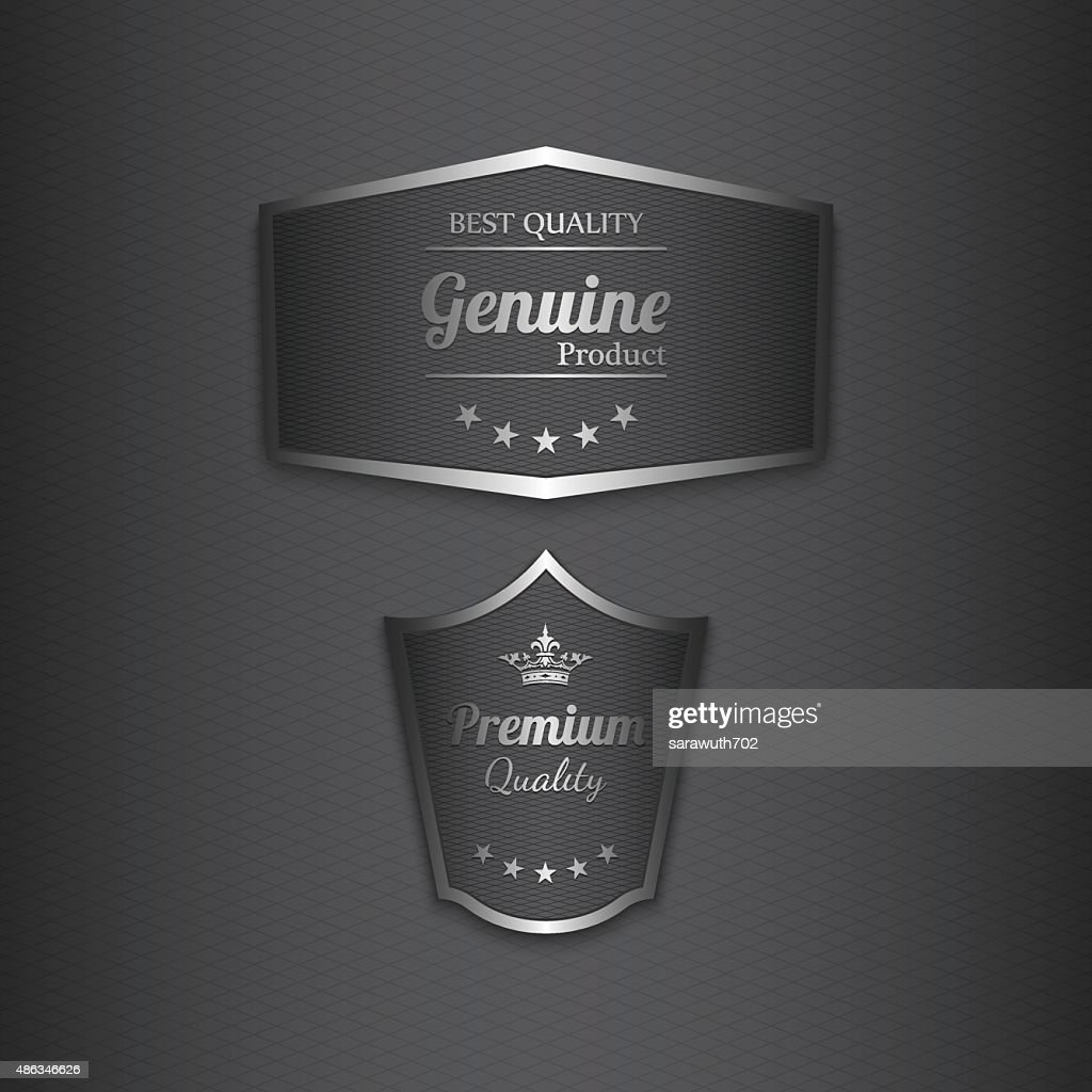 Vintage labels.vector