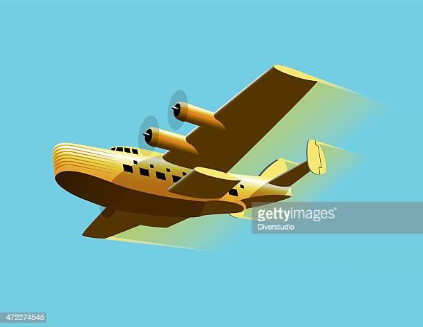 Vintage Seaplane