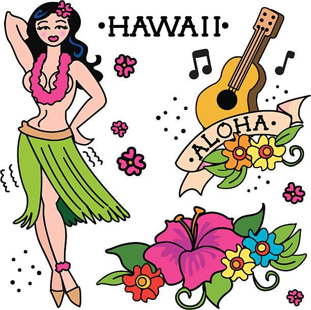 Vintage Tatto - Hawaii