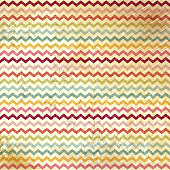 Vintage vector Chevron Pattern