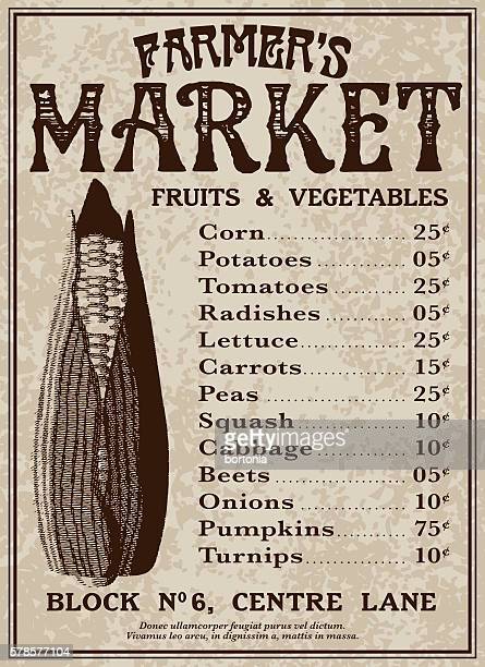 vintage victorian style advertisement - agricultural fair stock illustrations, clip art, cartoons, & icons