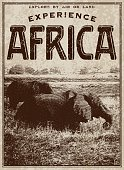Vintage Victorian Style Classic Experience Africa Advertisement