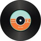 Vintage Vinyl Records