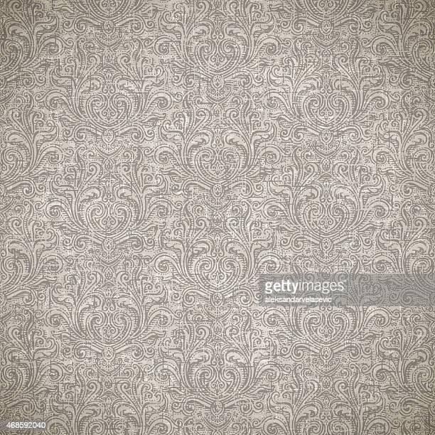 Vintage Wallpaper Seamless Background