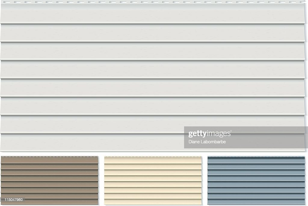 Vinyl siding color samples for tando stacked stone and creek.