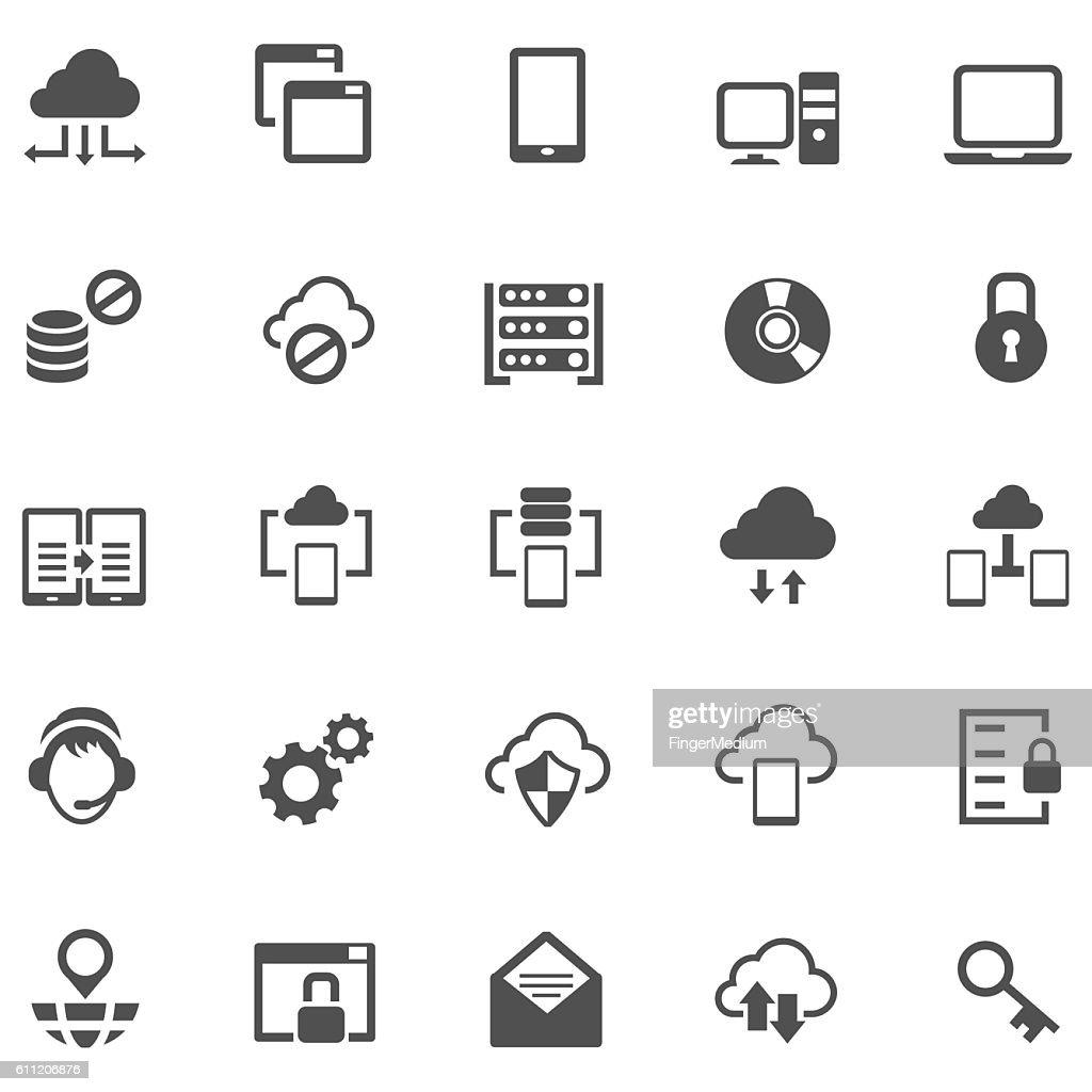 Virtual private network icon