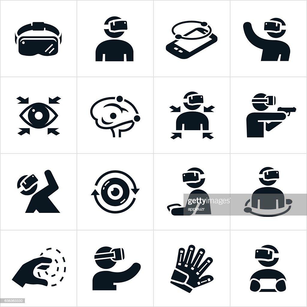 Virtual Reality Icons