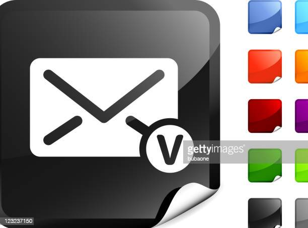 voice mail cell phone internet royalty free vector art - answering machine stock illustrations, clip art, cartoons, & icons