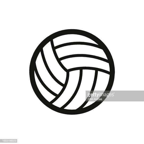 22 Volleyball Logos High Res Vector Graphics Getty Images