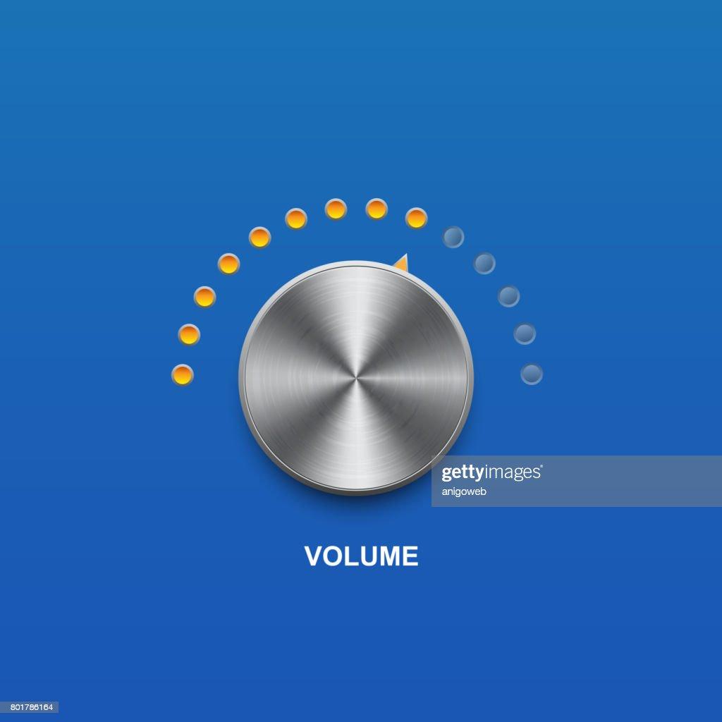 volume sound button