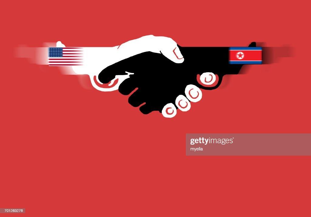 USA vs North Korea