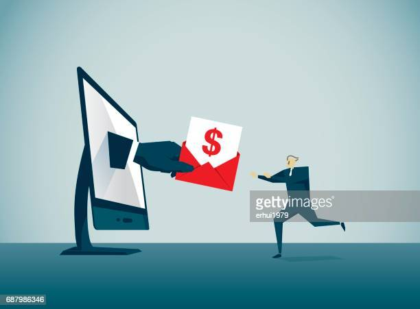 wages - incentive stock illustrations, clip art, cartoons, & icons