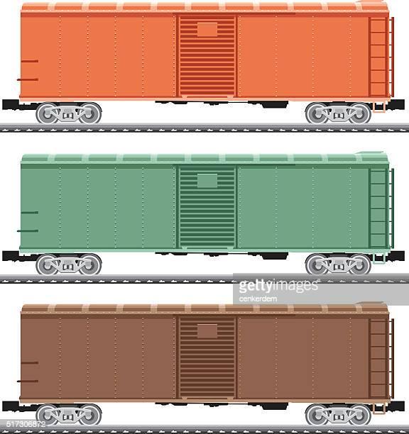 wagon set