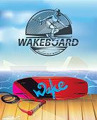 wakeboard reversible winch.