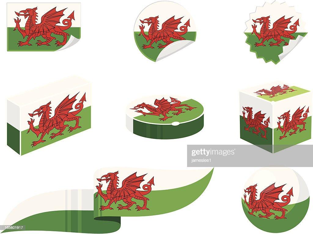 Wales Design Elements