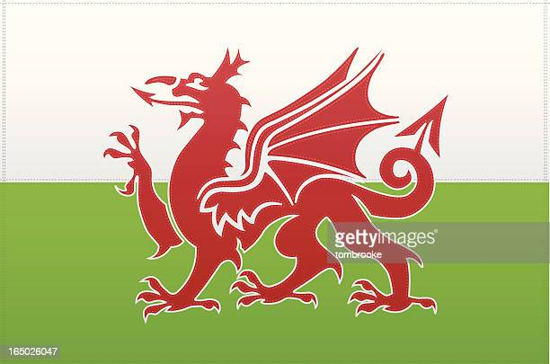 Wales Flag (Vector)