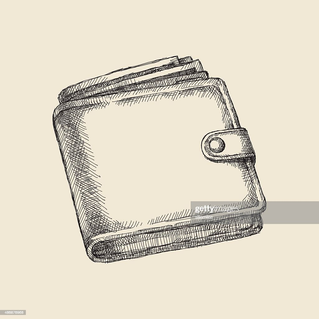 Wallet Drawing
