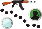 War, Conflict and Terrorism Icons