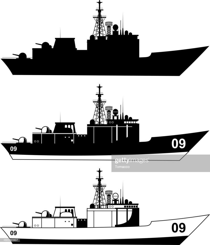 War Military Ship