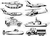 War Military Vehicles 2
