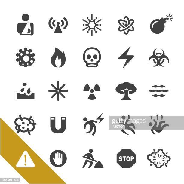 Warning and Hazard Icons - Select Series