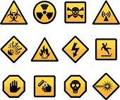 Warning and Hazard
