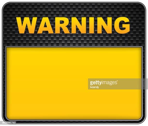 警告ラベル - stealth点のイラスト素材/クリップアート素材/マンガ素材/アイコン素材