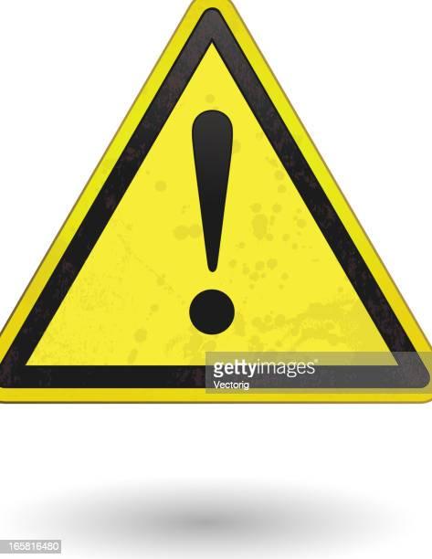 warnschild - warnschild stock-grafiken, -clipart, -cartoons und -symbole
