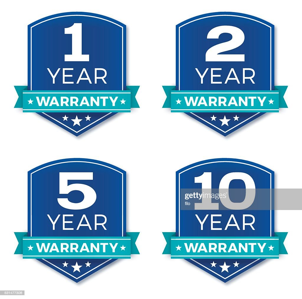 Warranty Badges