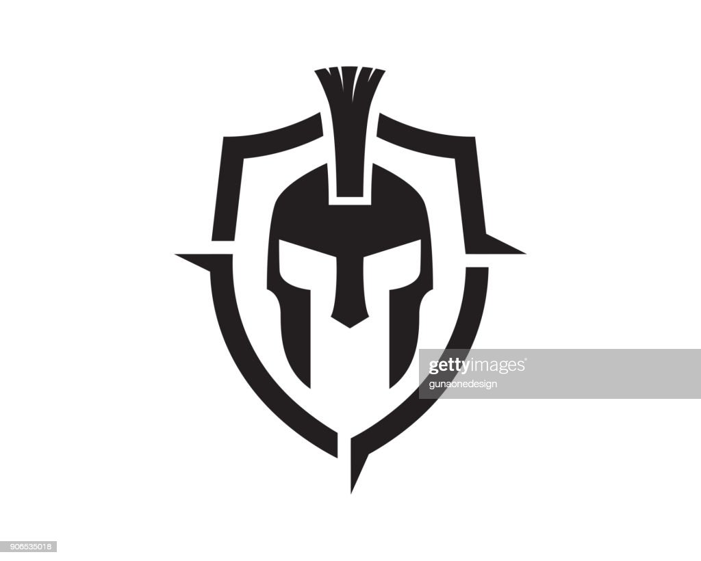 Warrior Symbol Template Design Vector, Emblem, Design Concept, Creative Symbol, Icon