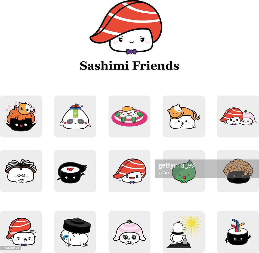 Wasabi friends