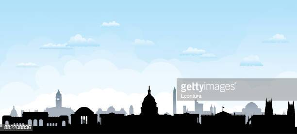 Washington DC (All Buildings Are Complete and Moveable)