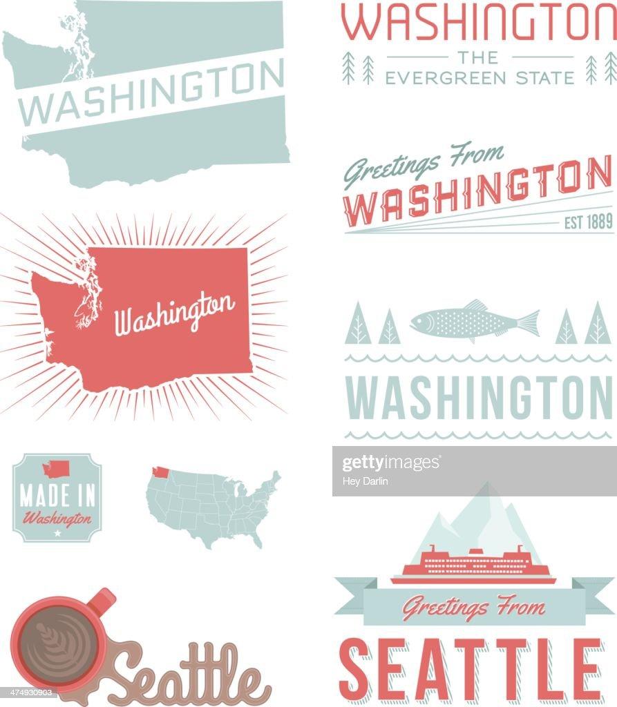 Washington Typography