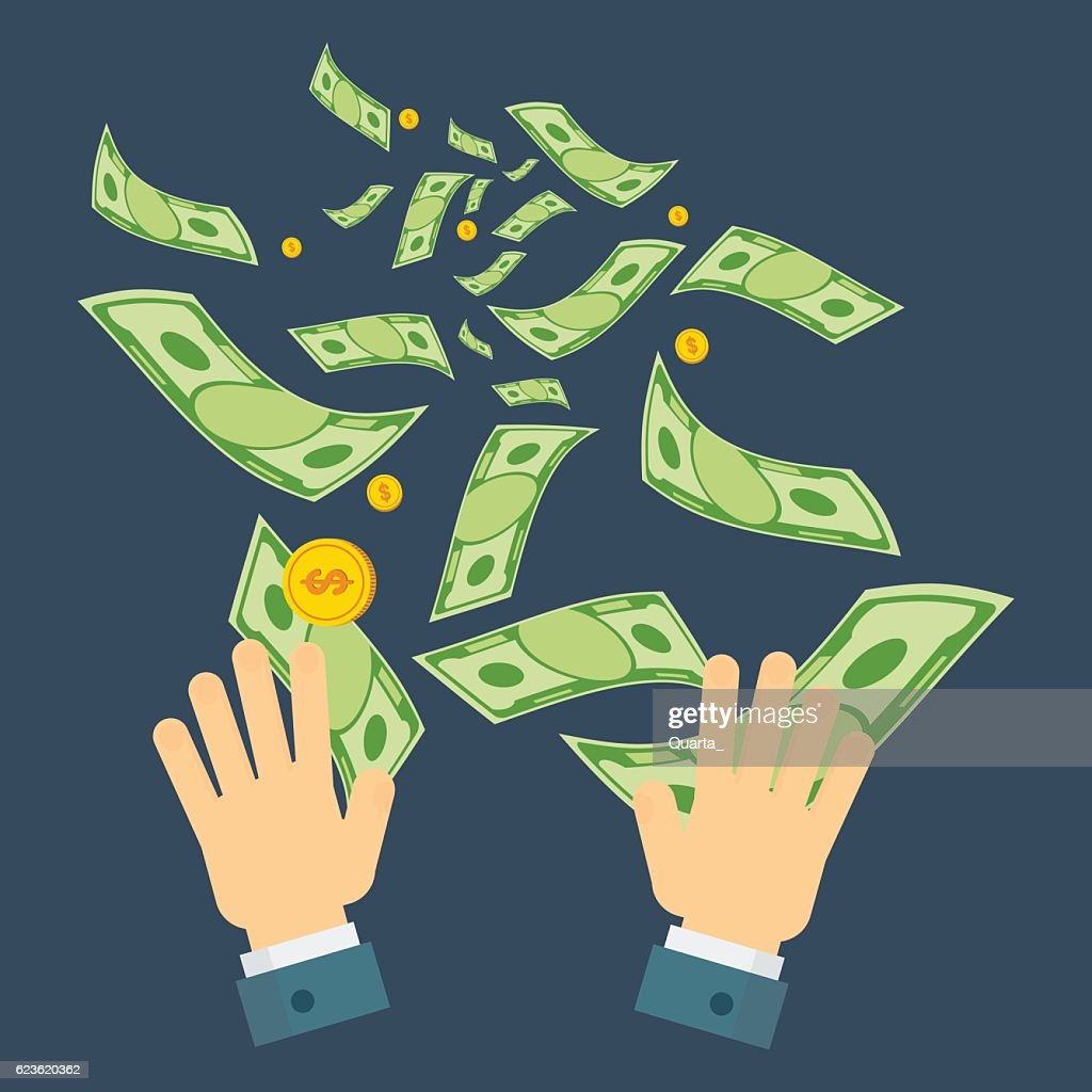 waste of money hand