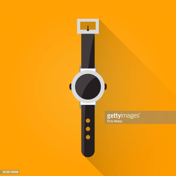 Watch Flat Icon