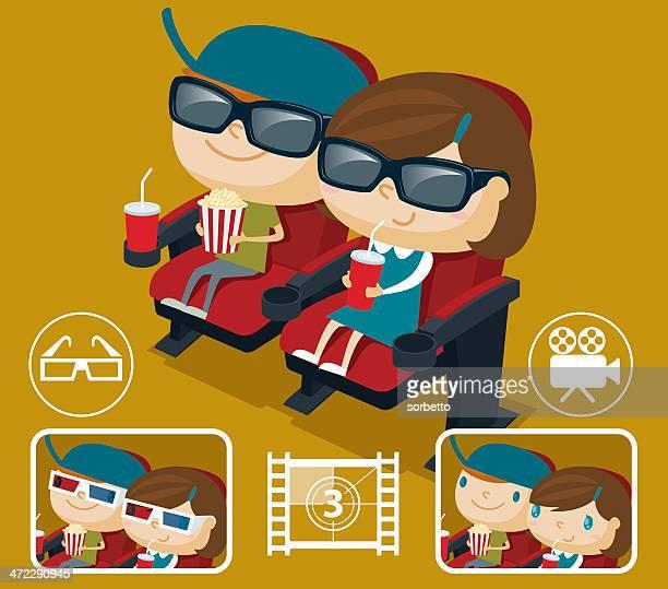 Assistir filme em 3D