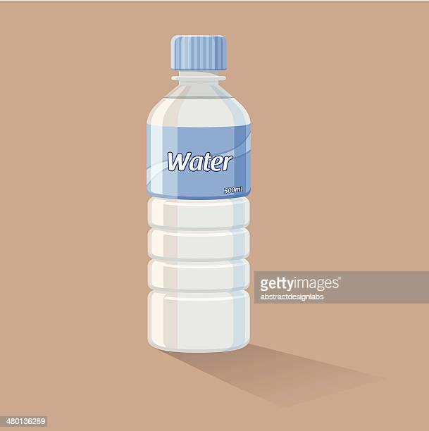 water bottle - water bottle stock illustrations, clip art, cartoons, & icons