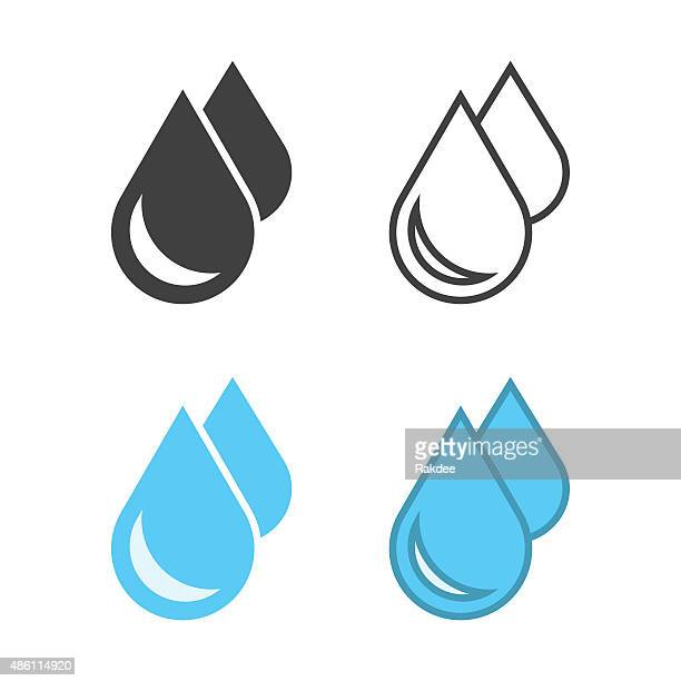 Water Drop Icon