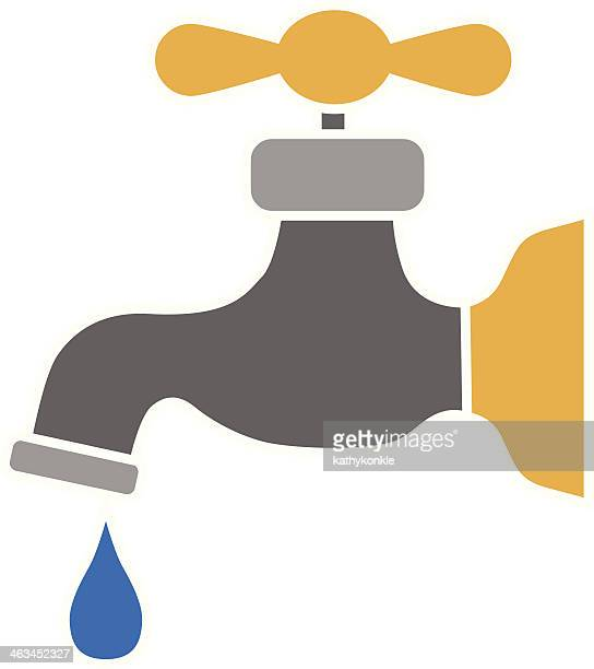 water faucet color