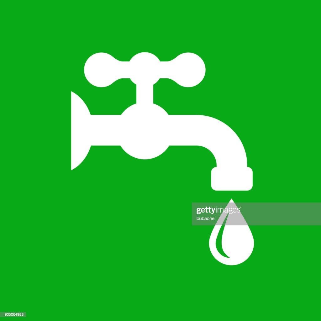 Water Faucet Vector Art | Getty Images
